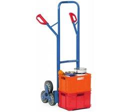 Treppenkarre aus Stahl • Tragkraft 200 kg • ohne Kasten