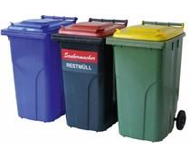 Afvalcontainer • 240 Liter • draagkracht 112 kg