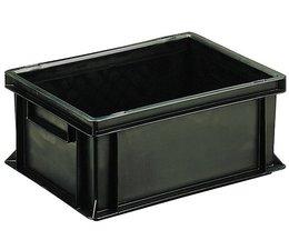 Eurobehälter 400x300x170 mm geschlossene Ausführung, geeignet für Versand, Lagerung und Schutz von elektronischen Bauteilen