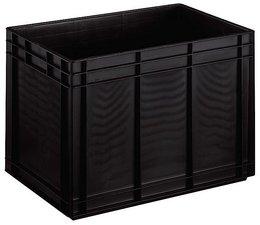 Eurobehälter 600x400x420 mm geschlossene Ausführung, geeignet für Versand, Lagerung und Schutz von elektronischen Bauteilen