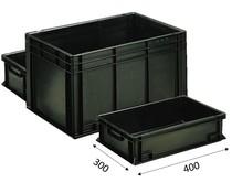 ESD Eurobehälter 400x300 mm