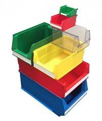 Kunststoff Sichtlagerkästen