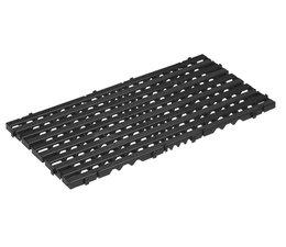 Elektrisch leitfähige ESD Kunststoff- Bodenrost 800x400x25