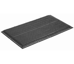ESD Plastic floor tile with ramp and corner piece