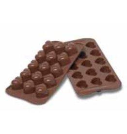 Chocoladevormen Hart