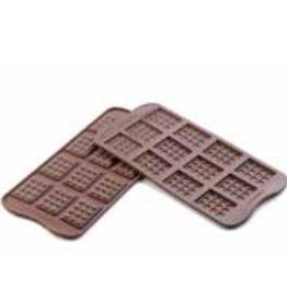 Chocoladevormen Wafel
