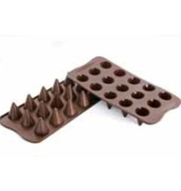 Chocoladevormen Kegel