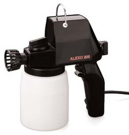 Food spray gun Alexo 200
