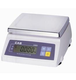 CAS SW-5 kg. Weegschaal