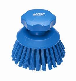 Vikan Ronde werkborstel, blauw