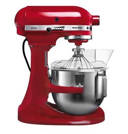 KitchenAid K5 rood