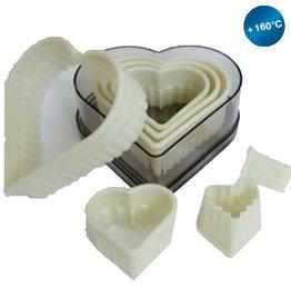 Stekerset hart, 7 -delig (kartel)