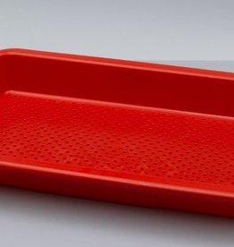 Lekbak 600 x 400, rood
