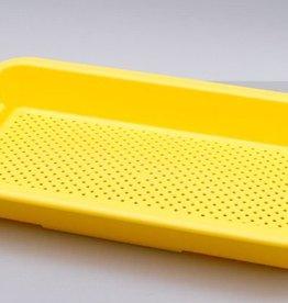 Lekbak 600 x 400, geel