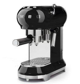 Smeg Smeg Espressomachine - zwart