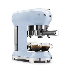 Smeg Smeg Espressomachine - pastel blauw