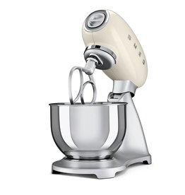 Smeg Keukenmachine - crème