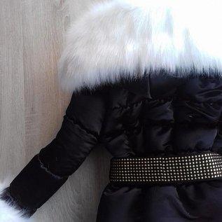 Fur Collar Jackets Girls - Copy