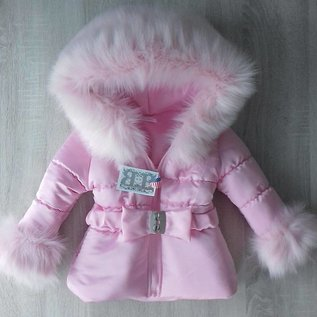 Fur Collar Jackets Girls - - Copy - Copy