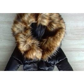 Fur Collar For Jacket  WOMAN