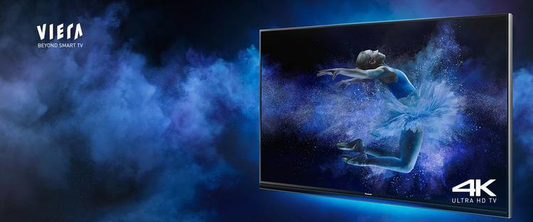 Panasonic4K Ultra HD TV