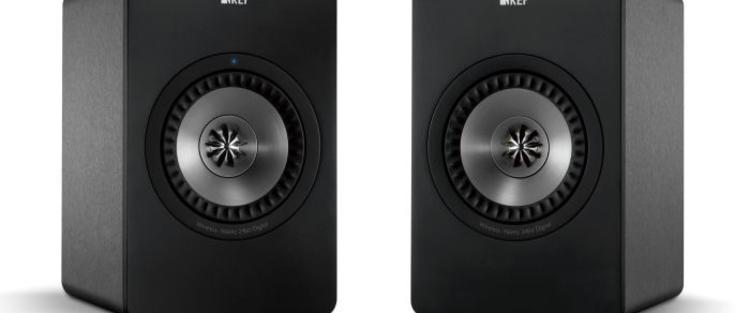 Listen Kef Speakers