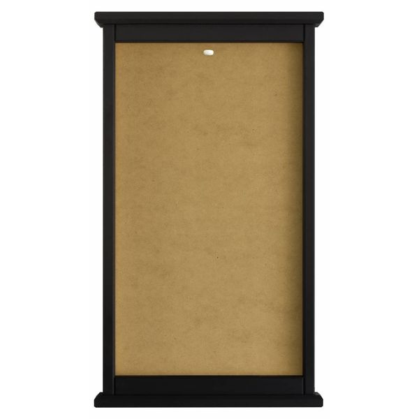 Contemporary beech wood frame black
