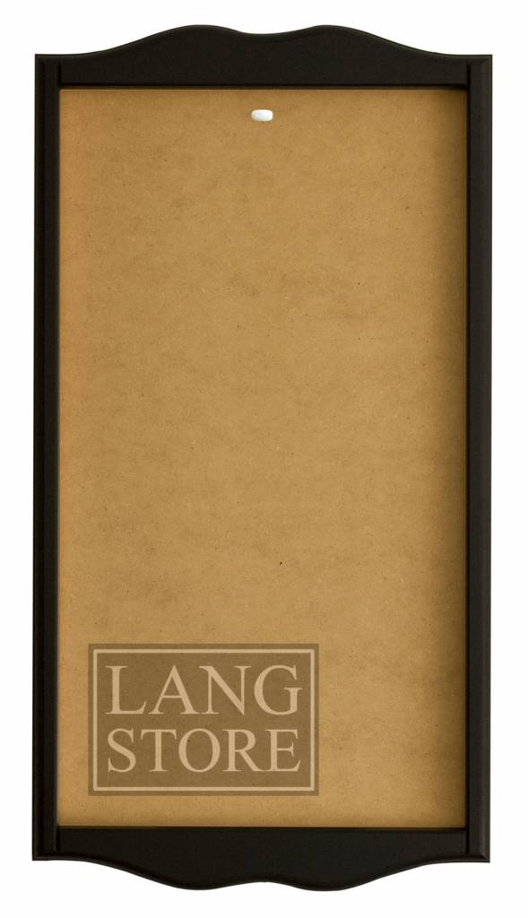 Kalenderrahmen Classic Schwartz | The Lang Store