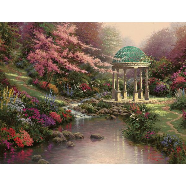 LANG GARDEN SERENITY Ass. Box Note Cards
