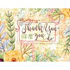 SENTIMENT GARDEN Sortiment Box Note Cards