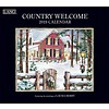 COUNTRY WELCOME  2019 Große Kalender