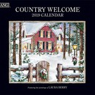 LANG COUNTRY WELCOME  2019 Große Kalender