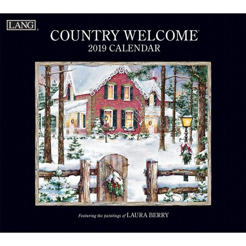 COUNTRY WELCOME  2019