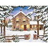 NESTLED THE PINES Boxed Christmas Cards