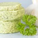 Britsk Rol Boter Groene Kruiden/Knoflook