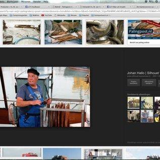 Fa. W. van Wijk Ambachtelijk op hout gerookte paling