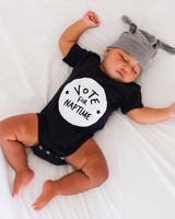 KIDULT & CO Vote for naptime romper
