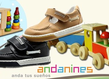 Lederschuhe Made in Spain - Andanines