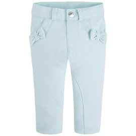 Mayoral Jegging mint Mayoral mit Schleifchen