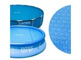Intex Solar Cover Zomerafdekking Ø 488 cm