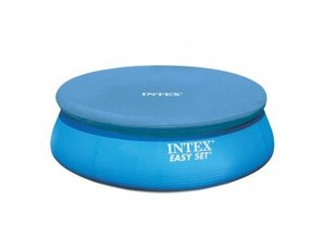 Intex Easyset Pool Cover Afdekking 366 Cm