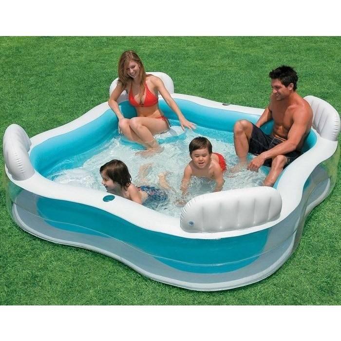 Zwembad opblaasbaar intex