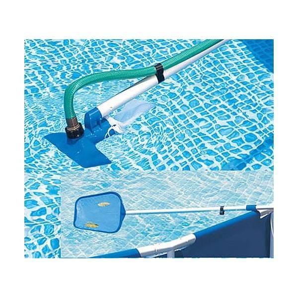 Intex onderhoudsset zwembad chloortotaal for Intex zwembad verkooppunten