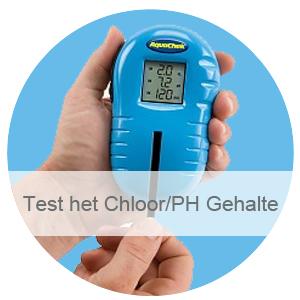 Chloorgehalte Testen
