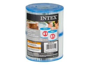 Intex Filter Cartridge S1 Twin pack