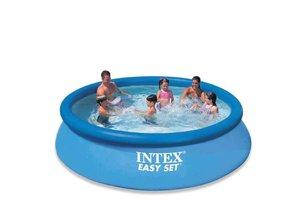 Intex Easy Set zwembad 366 x 76 cm incl. Pomp