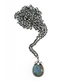 Faerybeads Midwinter Night Faery Necklace