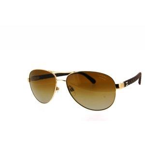 Chanel zonnebril 4204Q kleur 395 S9 maat 58/14 en 60/14