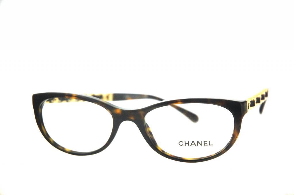 aed7245b6fc1c7 Chanel bril 3268Q kleur 714 maat 51 17 en 53 17 - Arnold Booden