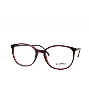 Chanel verres 3282 couleur 539 taille 52/18 et 54/18